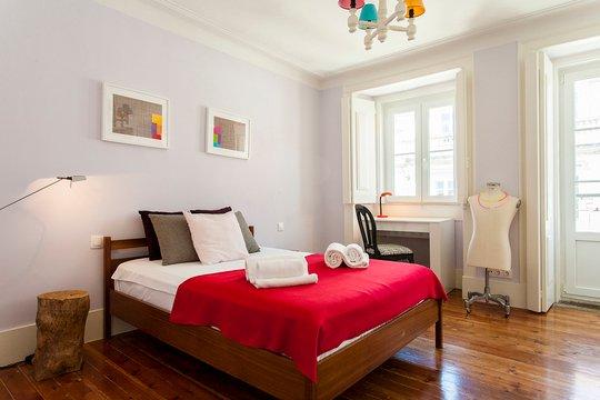 Dormitorio familiar 1