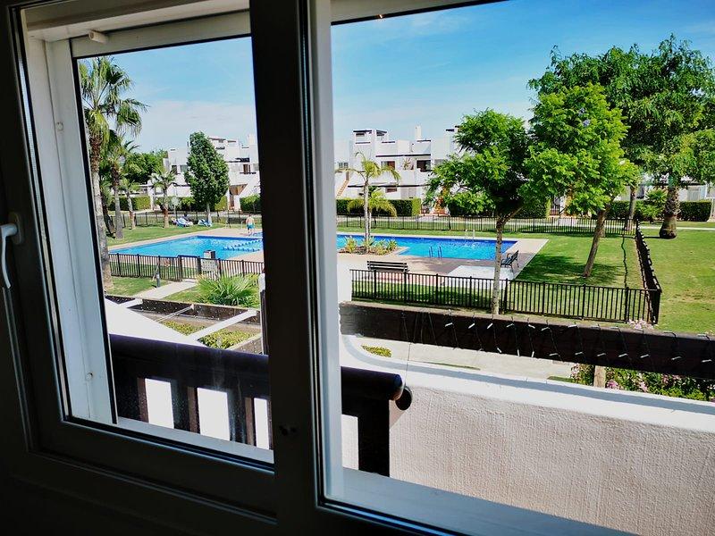 Casa Vidal = Condado de Alhama Golf resort, vacation rental in Gebas