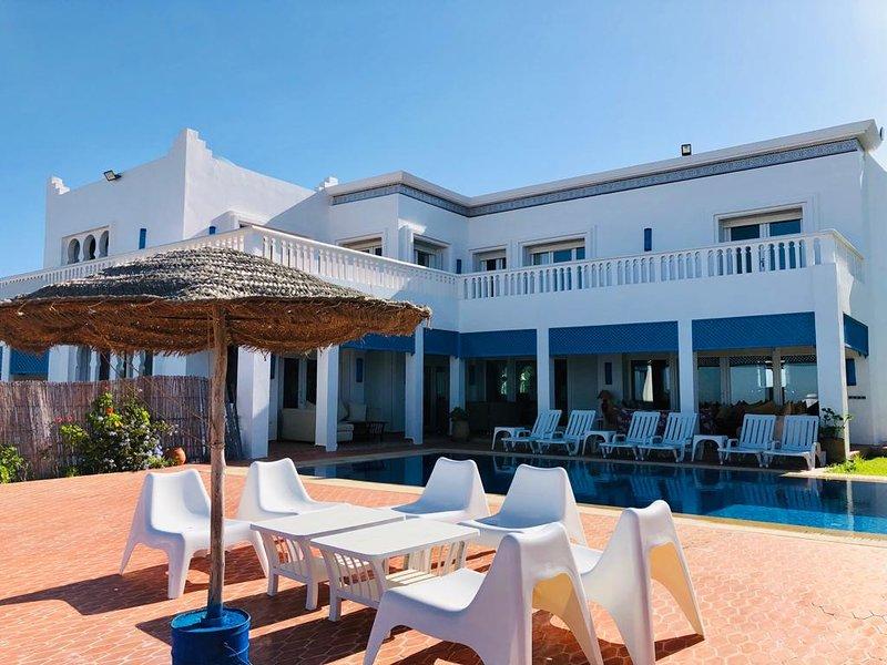 Villa Dar Jbila Tanger, holiday rental in Tangier