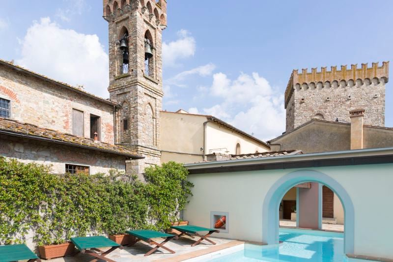 San Donato in Collina Villa Sleeps 12 with Pool and WiFi - 5218245, vacation rental in Rignano sull'Arno