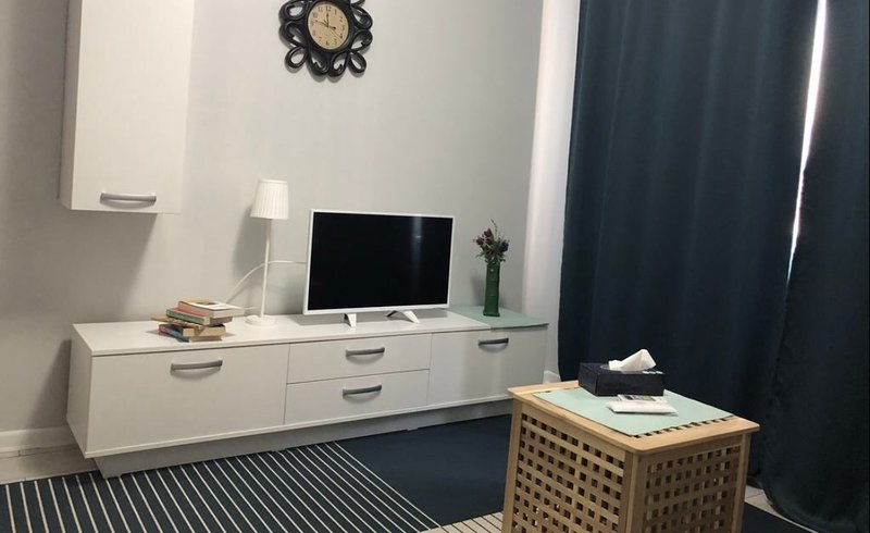 Beautiful studio with balcony, holiday rental in Chiajna