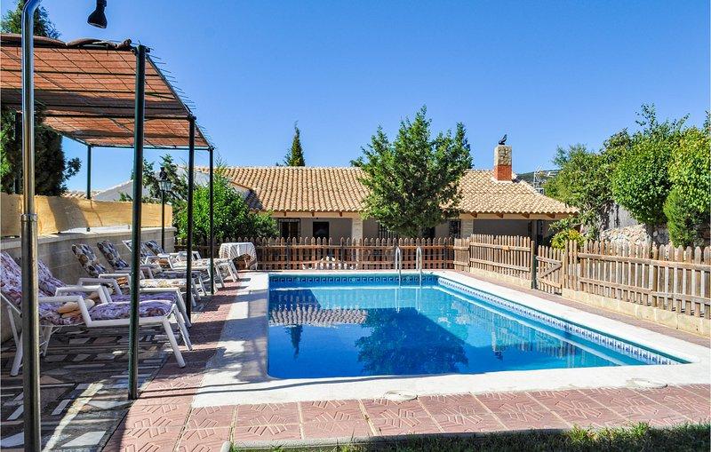 Casa de Paquita (EAC474), holiday rental in Huetor Tajar