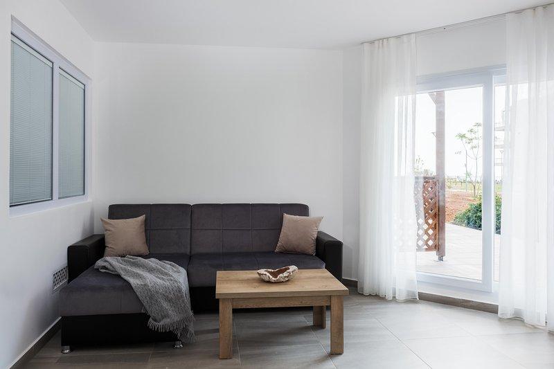 Ariel Apartment with Sea View, alquiler vacacional en Yeni Erenkoy