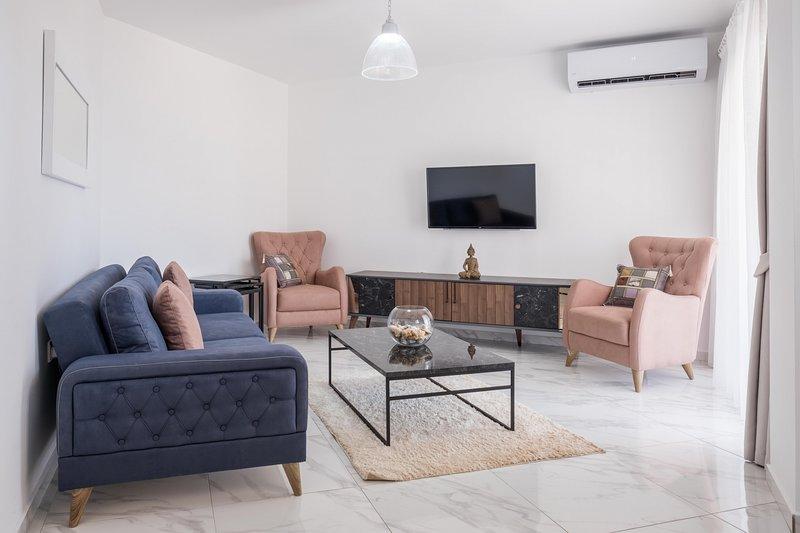 Bella Apartment Sea View, alquiler vacacional en Yeni Erenkoy