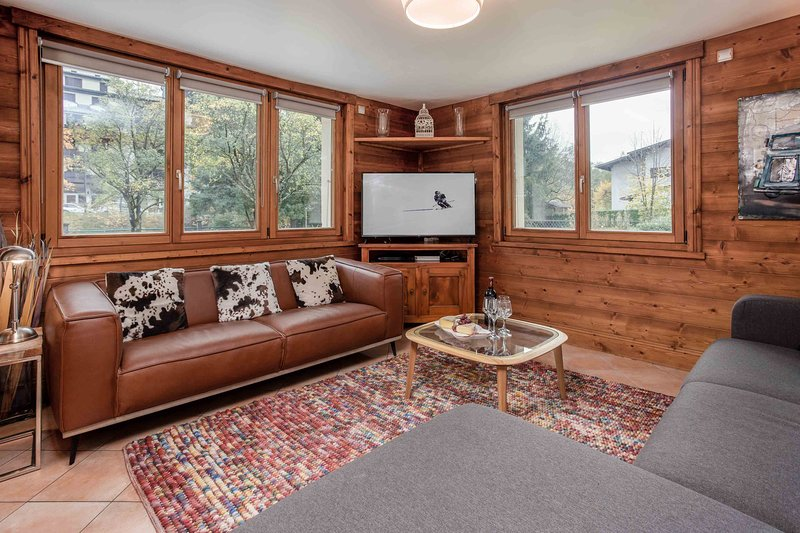 Stay at Edelweiss apartment with 'Very Good' Property Manager 4.5/5, vacation rental in Chamonix