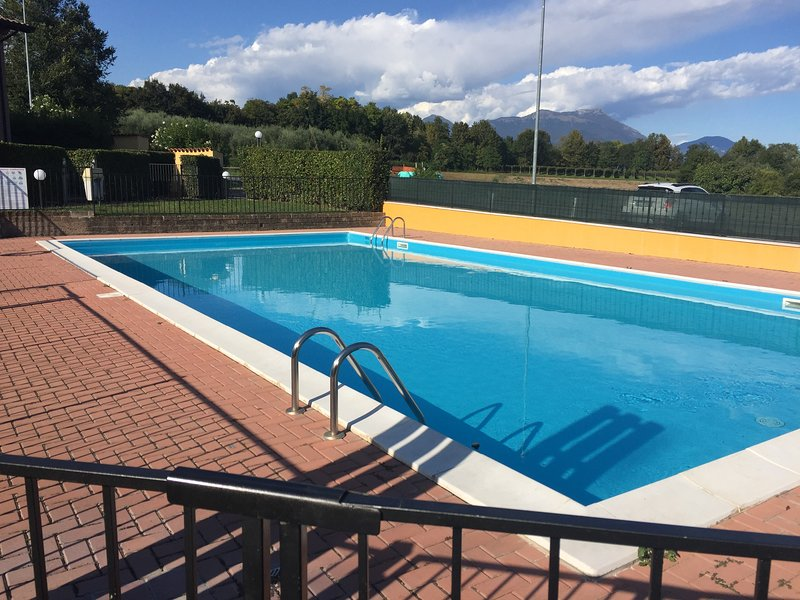 Beautiful apt with shared pool, vacation rental in Soiano Del Lago