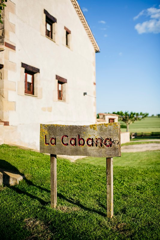 Rural house La Cabana (Berguedà, Barcelona)