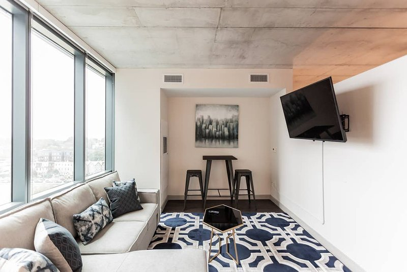3601 MKT 1 Bedroom home in the heart of University City - #912, vacation rental in Bala Cynwyd