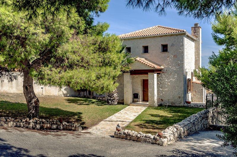 Villa Barnhurst, alquiler vacacional en Zakynthos