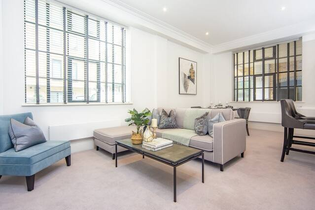 Luxury 1 Bed Apartment by the River, Ferienwohnung in Chiswick