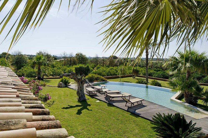 Villa Dea, vacation rental in Campobello di Mazara