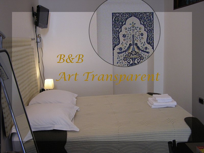 Art Transparent B&B, location de vacances à Villa Castelli