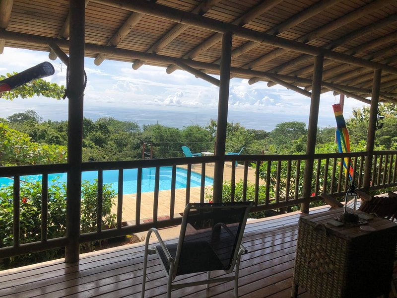 La Colina de Carolina, holiday rental in Montezuma
