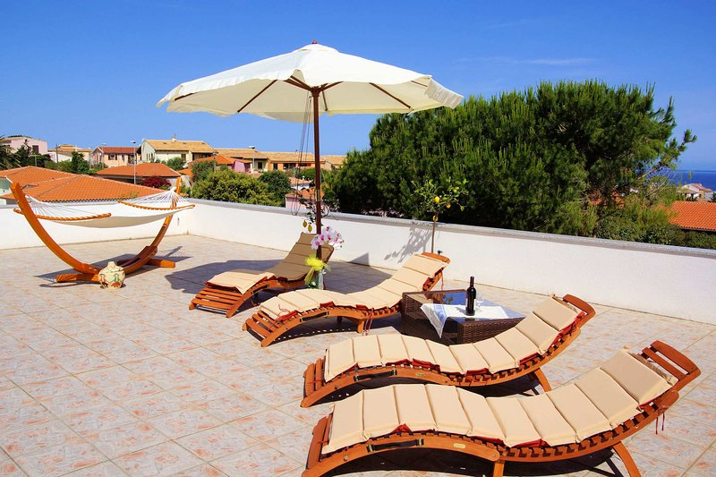Solevacanze K Mono, Ferienwohnung in Valledoria