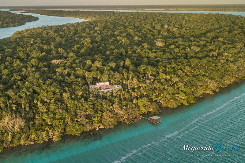 Casa Lole | Private Pier, Free Kayaks & Paddle Boards., holiday rental in Bacalar