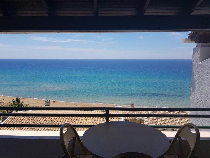 Corfu Glyfada Apartment 123, casa vacanza a Kokkini