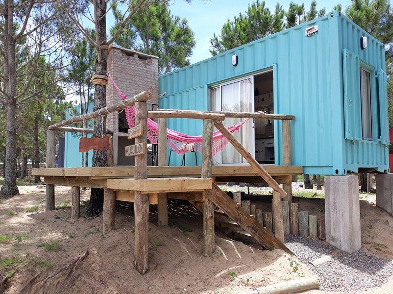 Platinium Alojamiento Vacacional, holiday rental in Punta del Diablo
