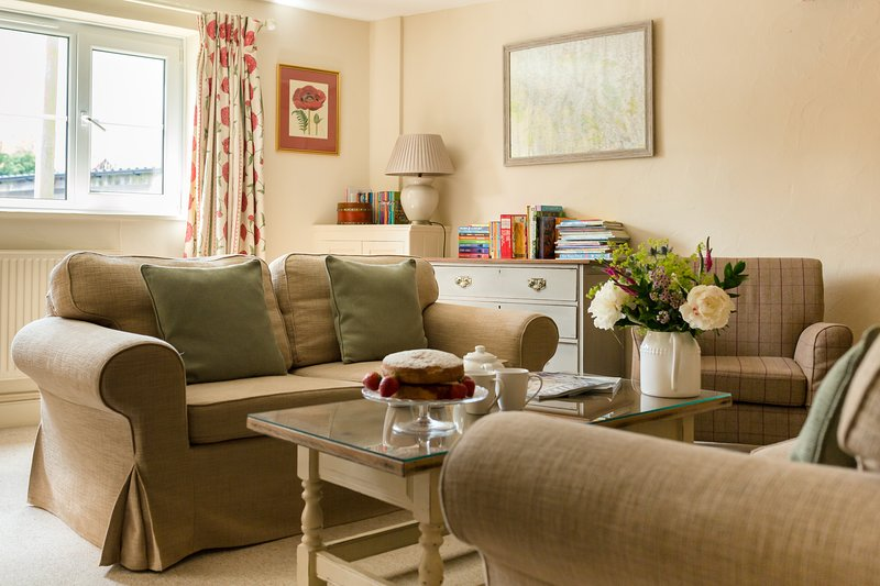 Sitting room-two sofas and two armchairs