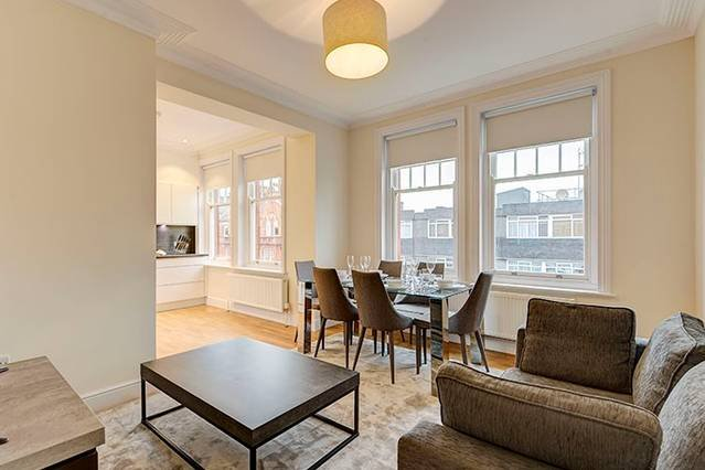 Modern 3 Bed Apartment next to the Park - 210A, vacation rental in Teddington