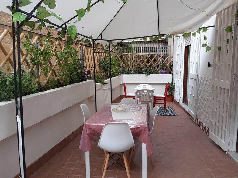 Casa Alfonsina, alquiler vacacional en Sant'Agnello