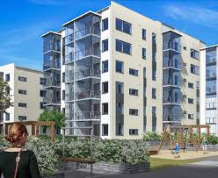 Santa´s paradise -  New apartment near centrum, sauna, warm garage, holiday rental in Sinetta
