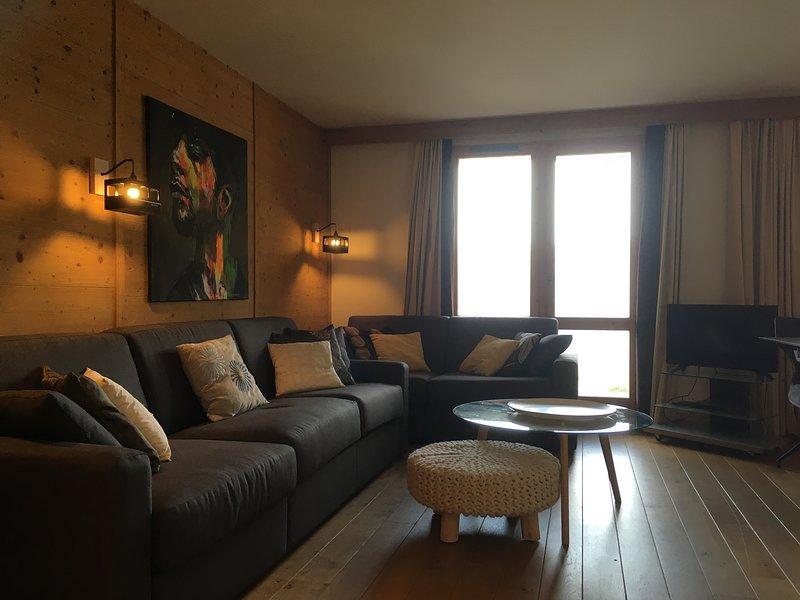 Les Arpalles, Les Coches-La Plagne, ski-in/ski-out, vacation rental in Les Coches