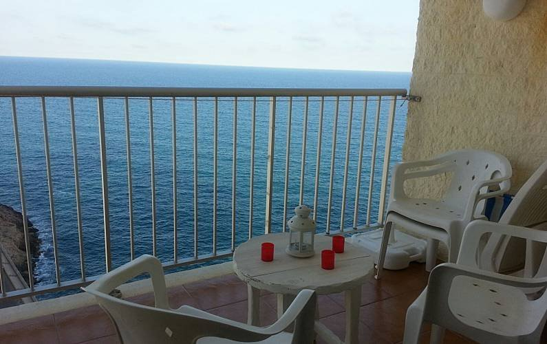 Apartment with shared pool, vacation rental in Cullera