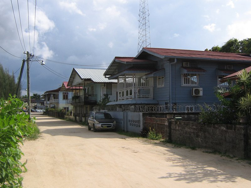 Luxe vakantiewoning op loopafstand van het centrum, casa vacanza a Paramaribo District