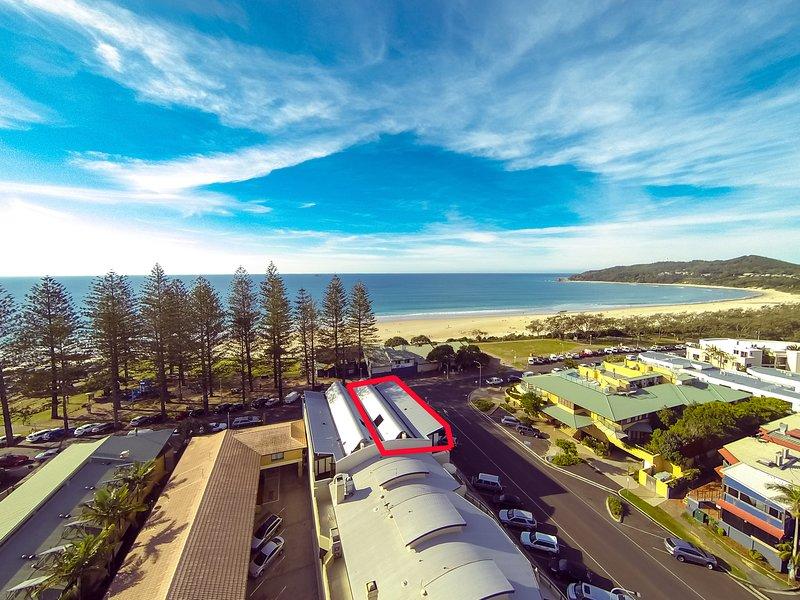Bay Street Byron, holiday rental in Byron Bay