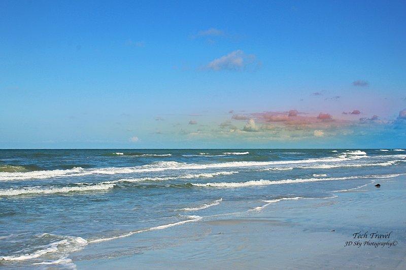 Oceano, acqua, esterna, mare, natura