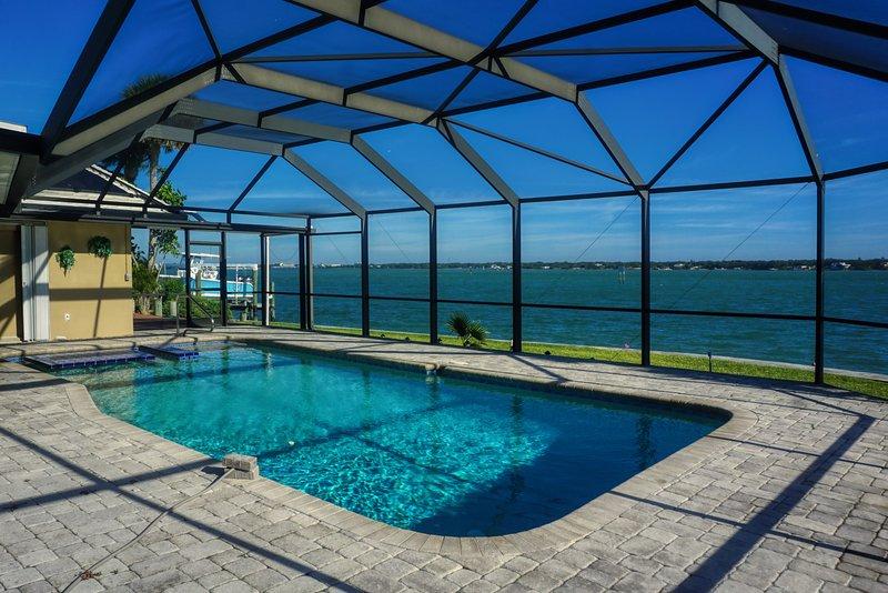 Treasure Island Intercoastal Pool Home 745, vacation rental in Treasure Island