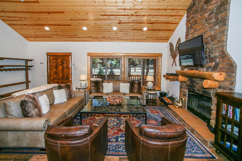 Salon, salle, intérieur, meubles, canapé