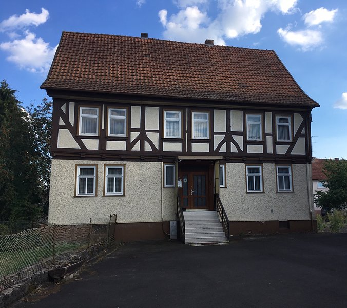 1650 Castle Mansion, holiday rental in Altenhain