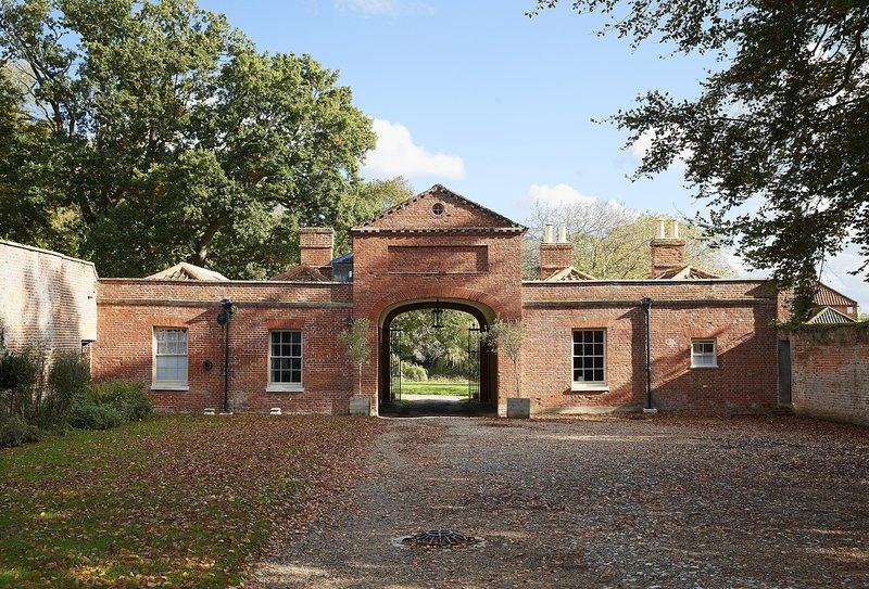 Stewards House, holiday rental in Itteringham