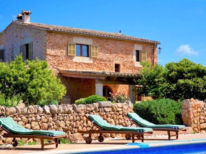 Cas Retat Paris - Country House with pool, alquiler de vacaciones en Randa
