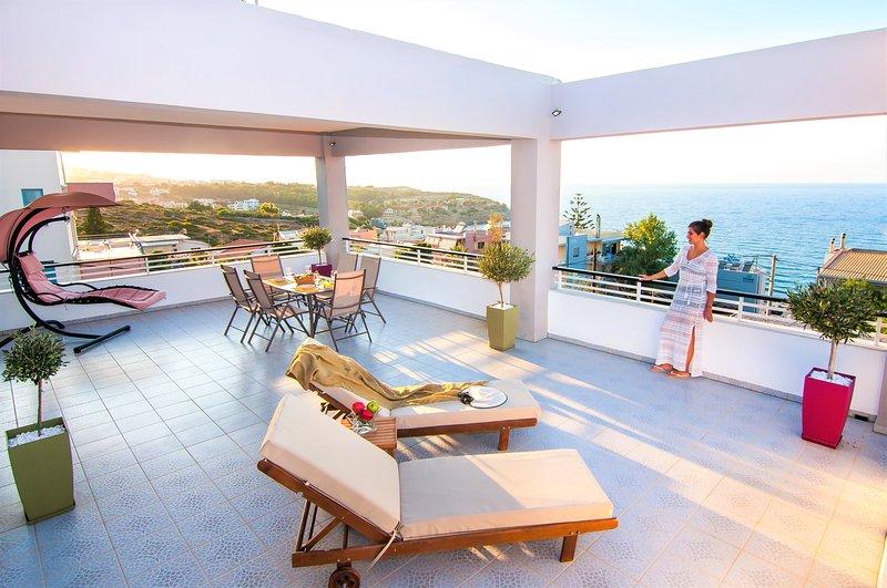 Villa Sea Horizon, holiday rental in Panorama