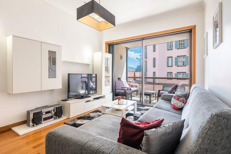 Miramar Apartment, aluguéis de temporada em São Martinho
