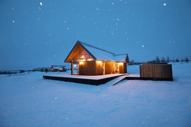 Casa Magna in Akureyri, alquiler vacacional en Región Nororiental