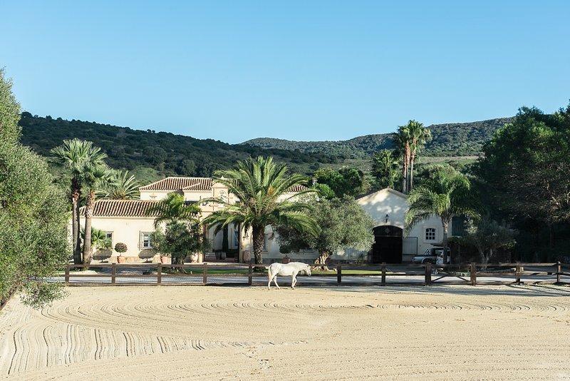 San Martin Villa Sleeps 15 with Pool and Air Con - 5817443, alquiler vacacional en Pueblo Nuevo de Guadiaro