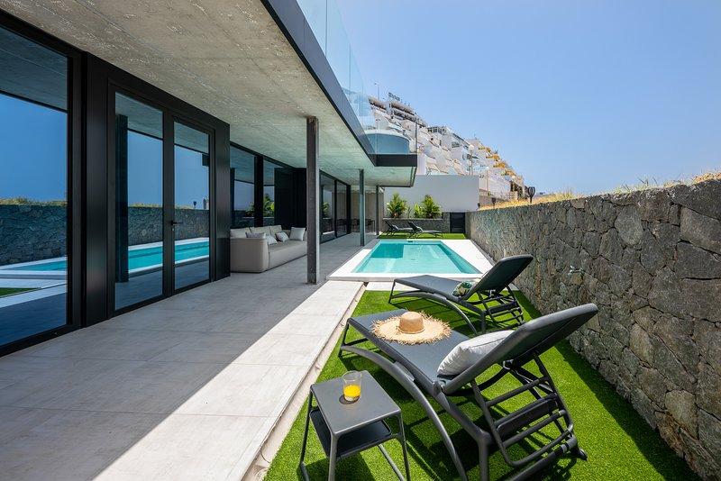 The One Luxury Apartments - Five Star Puerto Rico, Mogan, Gran Canaria – semesterbostad i Puerto Rico