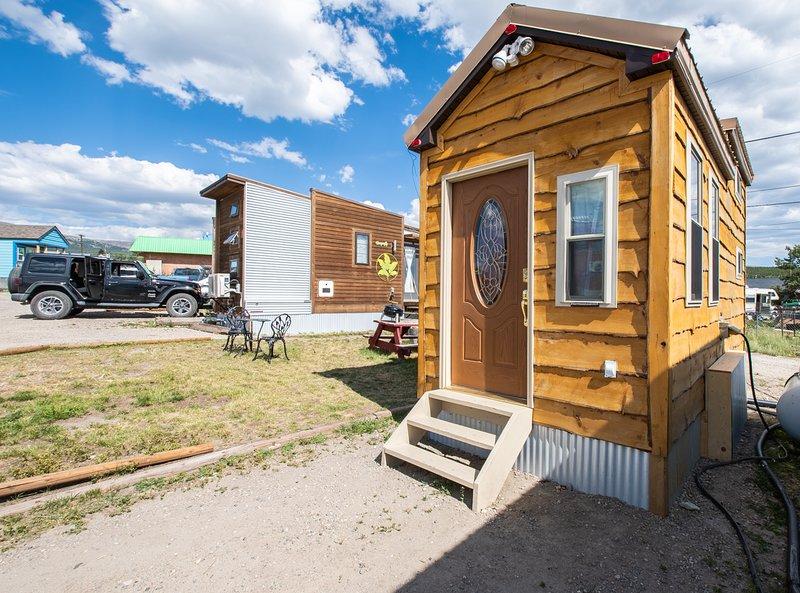 Tiny House Rudy, location de vacances à Granite