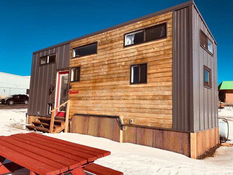 Tiny House Maverick, location de vacances à Granite