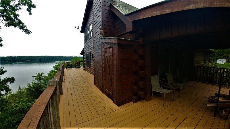 Building, Hardwood, Hus, ordförande, Cabin