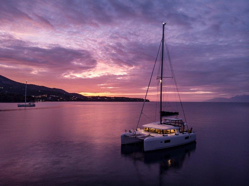 Dream of Life , Catamaran , Lagoon 42 , 2019, holiday rental in Kontokali