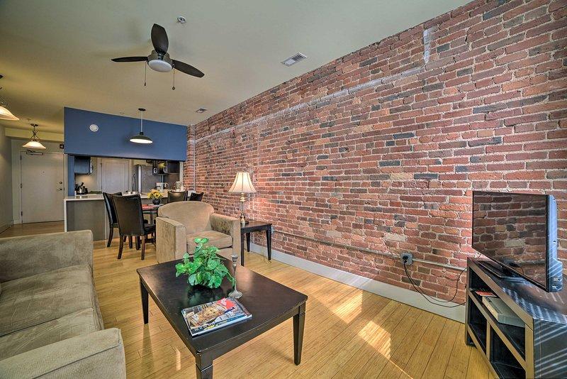 ¡Descubra todo lo que Baltimore tiene para ofrecer en este encantador apartamento de 1 dormitorio y 1 baño!