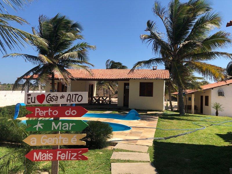Casa do Alto - Beach house - Kitetrip, location de vacances à Cruz