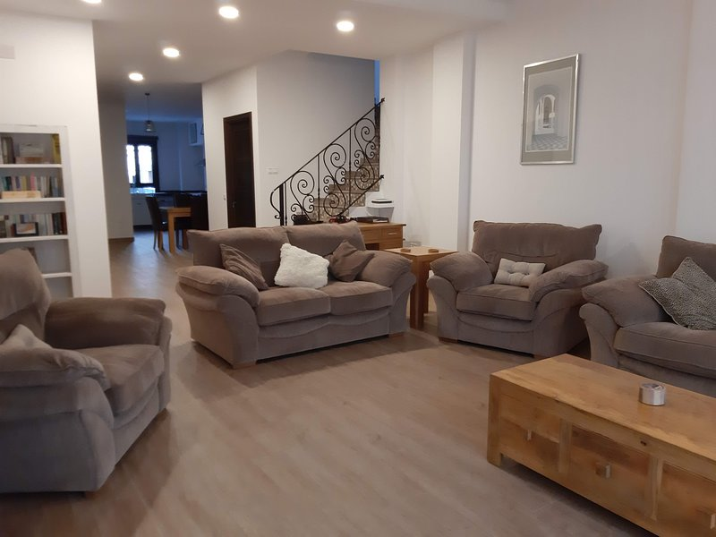 Casa Clavero, Ronda townhouse, alquiler de vacaciones en Ronda