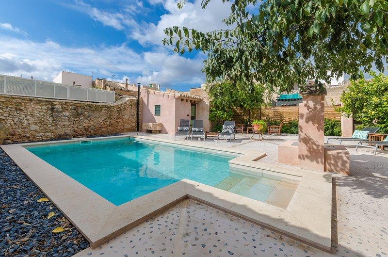 JAUME II - Villa for 6 people in Llucmajor, alquiler de vacaciones en Randa