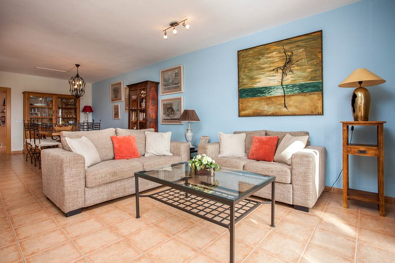 Urbanizacion Fuerteventura Golf Club Villa Sleeps 6 with Pool - 5817618, location de vacances à Pozo Negro