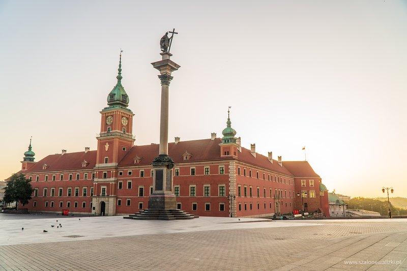 Royal Warsaw Apartment, casa vacanza a Varsavia